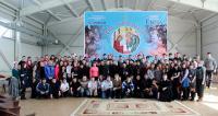 Астана на I-м Съезде православной молодежи Республики Казахстан