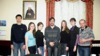 """Обсуждение """"Ревизора"""" на очередной встрече Литературного клуба"""