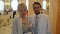 Поздравление с венчанием!
