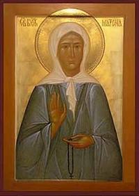 10 дней мощи св.Матроны Московской в Астане