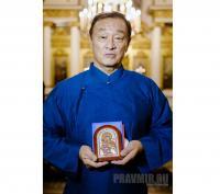 СОБЫТИЯ В МИРЕ: Киноактер Кэри-Хироюки Тагава принял крещение с именем Пантелеимон