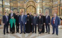 Успенский собор посетила группа депутатов Госдумы РФ
