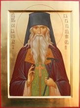 В Астану прибудут мощи св. прп. Севастиана Карагандинского