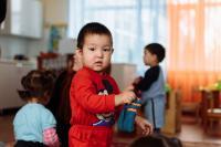 """Проект """"Подари тепло"""" - поездка в Щучинский Дом Ребенка"""